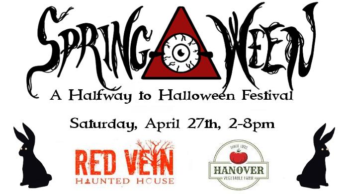 Red Vein Haunted House Richmond Va Ashland Va